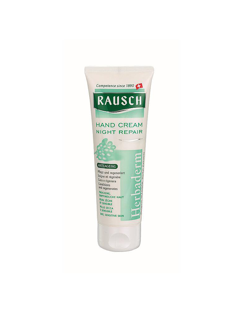 RAUSCH | Hand Balm Night Repair 75g | transparent