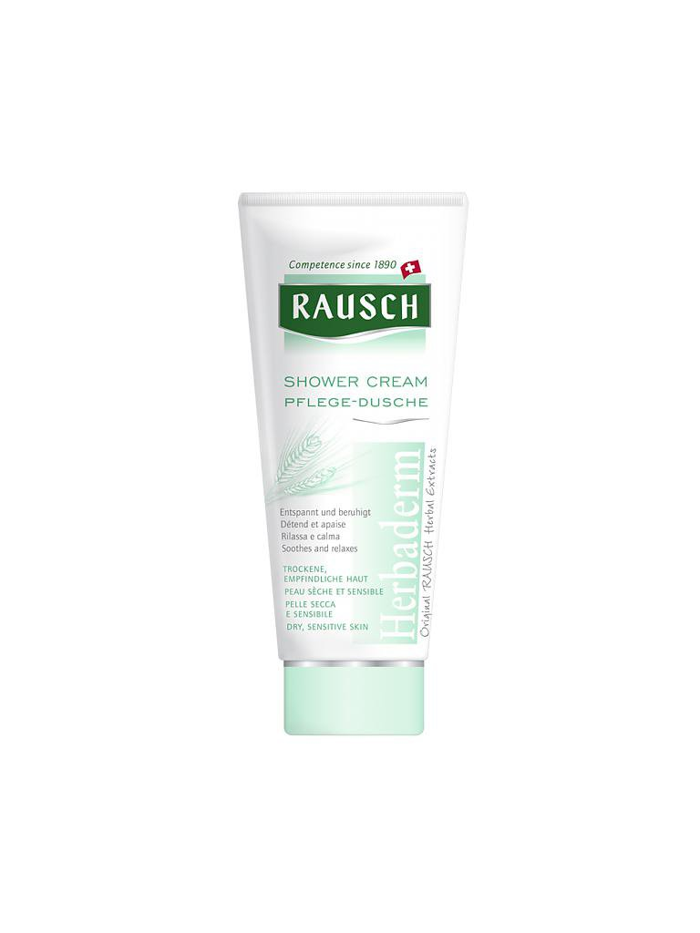 RAUSCH | Pflege-Dusche Shower Cream 200ml | transparent