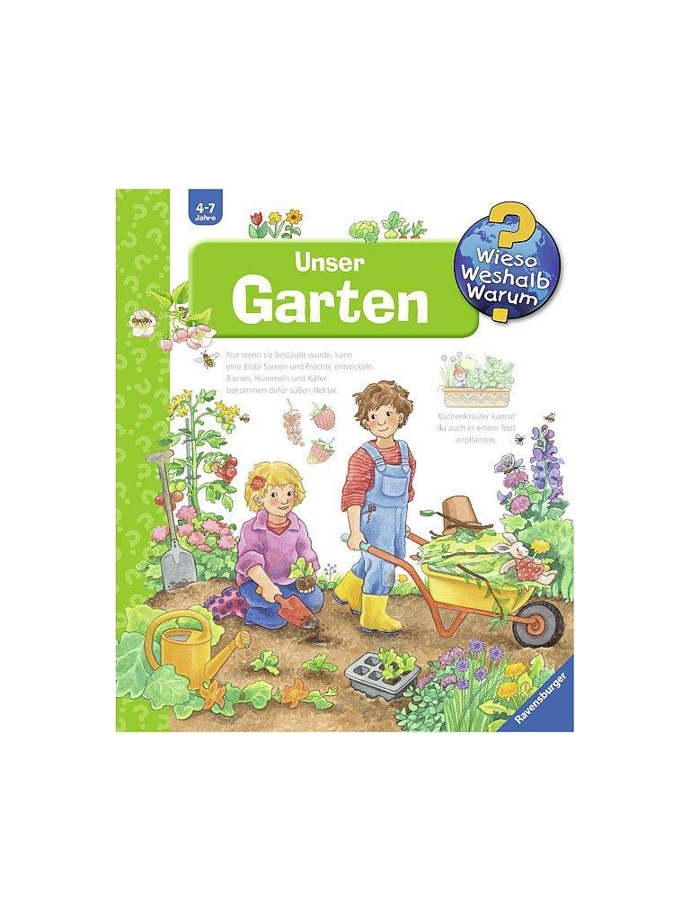 RAVENSBURGER Buch - Unser Garten Band 43