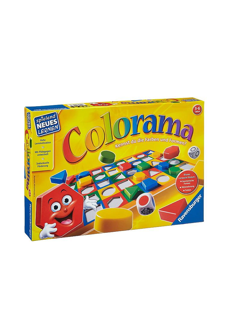 RAVENSBURGER | Colorama | transparent