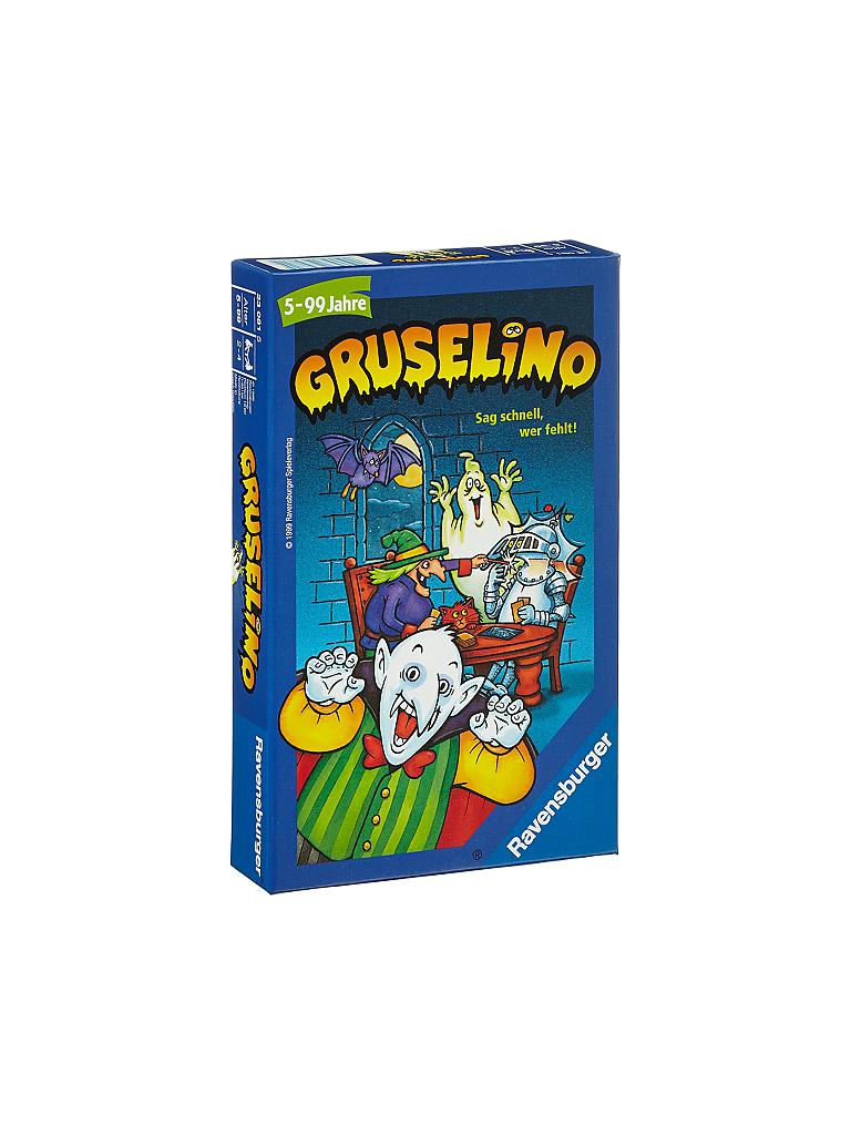 RAVENSBURGER | Gruselino  | transparent