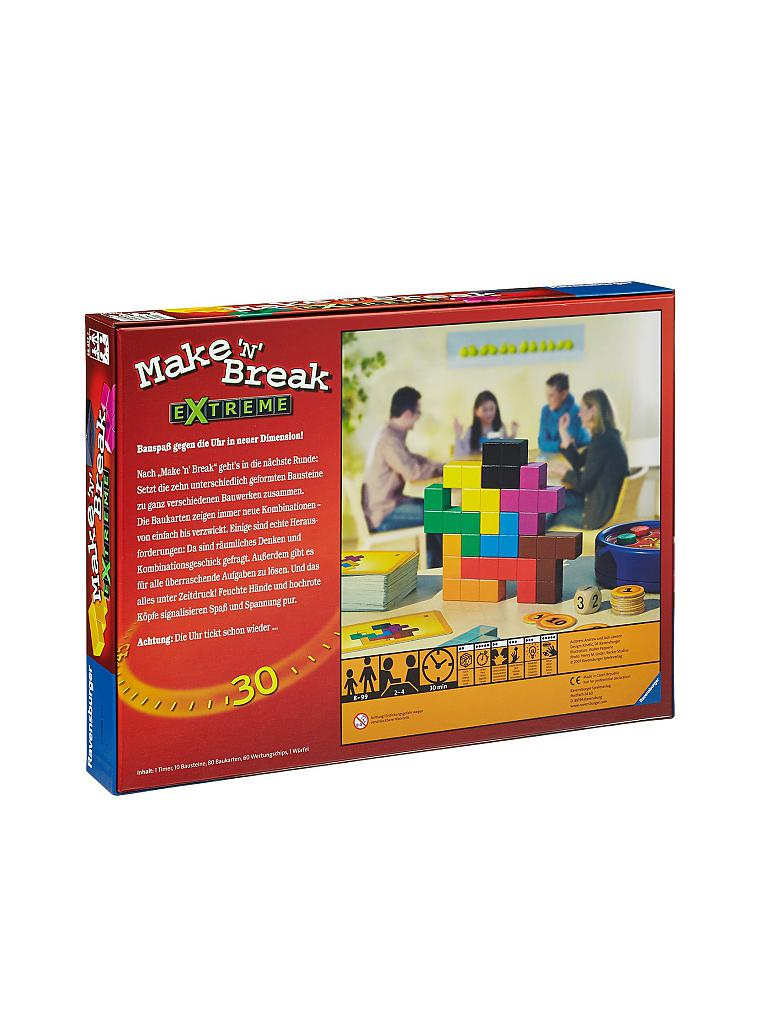 RAVENSBURGER | Mae N'Break - Extreme | transparent
