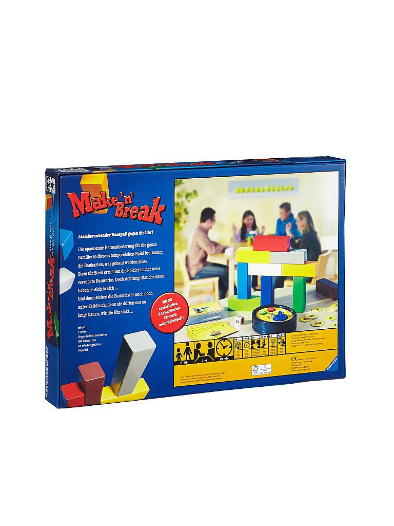 RAVENSBURGER | Mae N'Break  | transparent