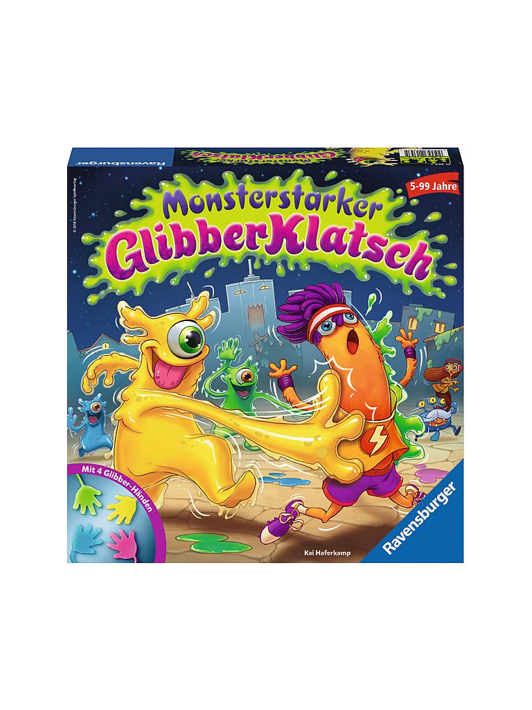 Monsterstarker Glibber Klatsch