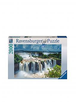 Wasserfälle von Iguazu 2000 Teile Puzzle Ravensburger