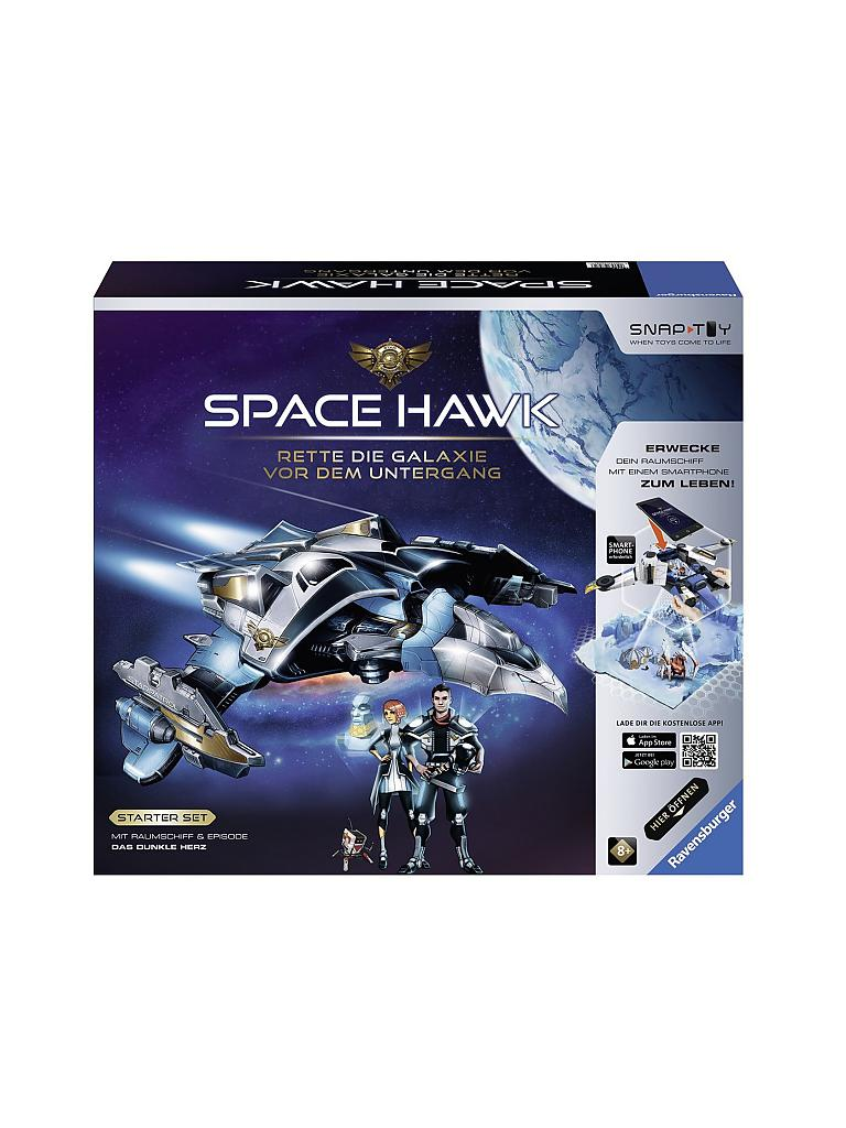 RAVENSBURGER | Space Hawk Starter Set | transparent