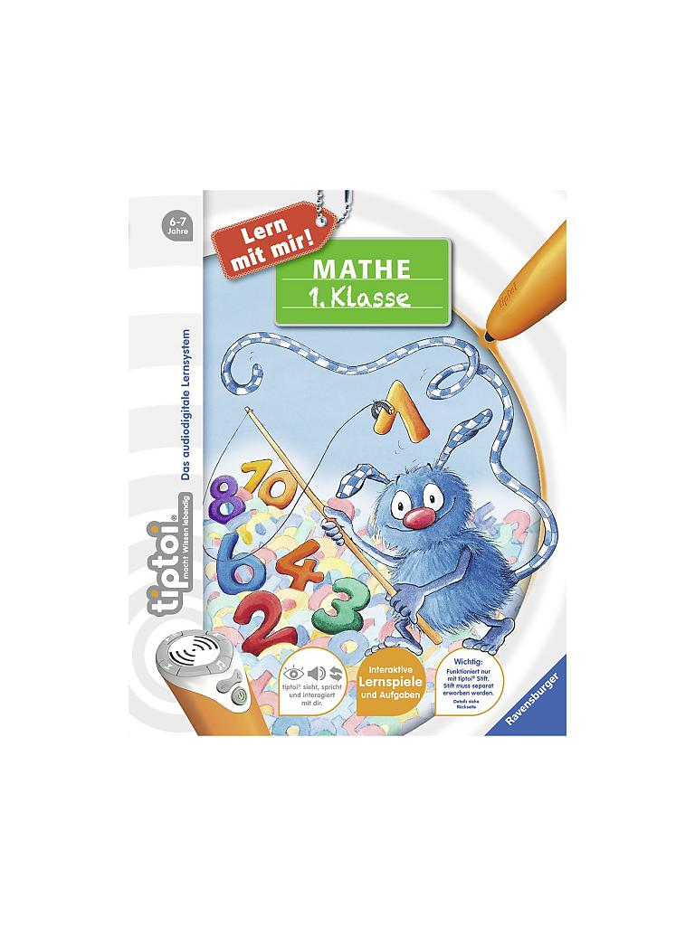 RAVENSBURGER | Tiptoi - Mathe 1. Klasse | transparent