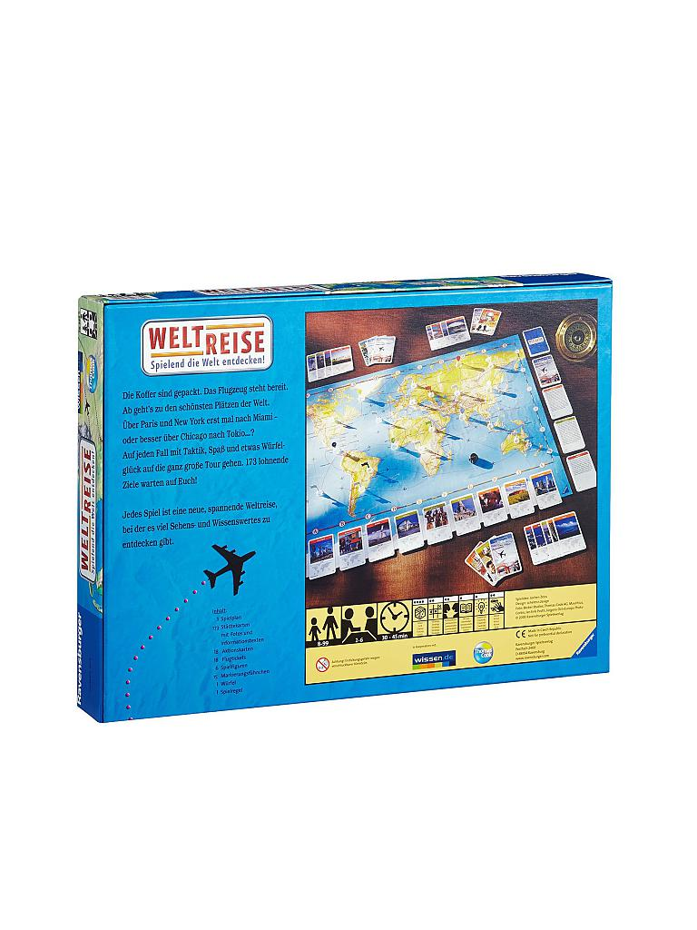 RAVENSBURGER | Weltreise | transparent