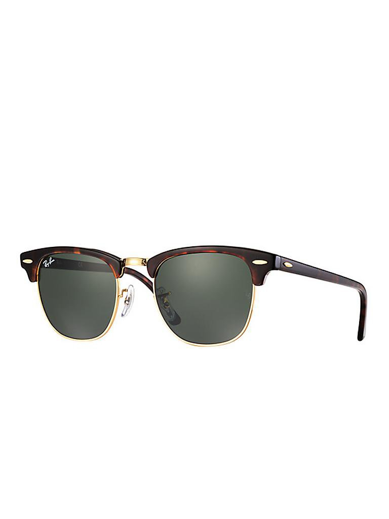 "RAY BAN | Sonnenbrille ""Clubmaster"" 3016/49 