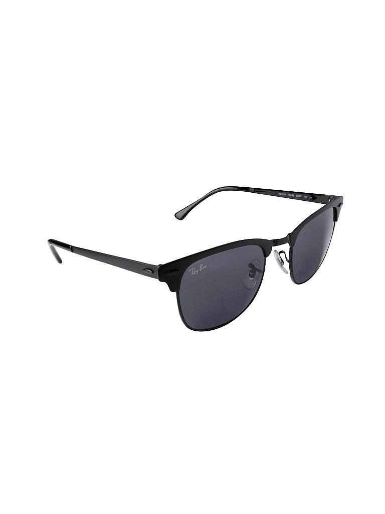 "RAY BAN | Sonnenbrille ""Clubmaster Metal"" RB3716/51 