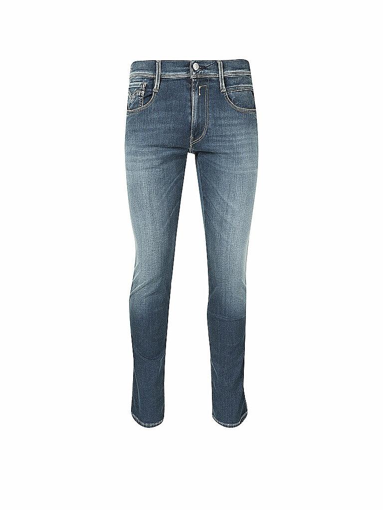 Replay Jeans Slim Fit Ambass Hyperflex Reused Blau   W29/L32