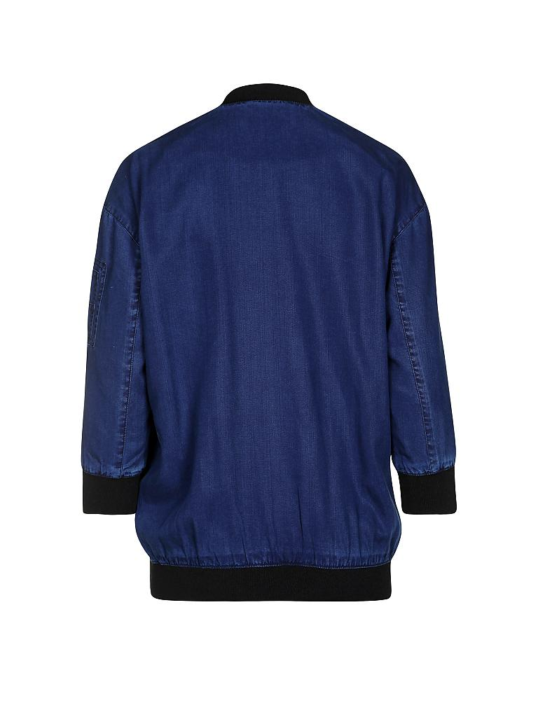 REPLAY | Blouson in Denimoptik | blau