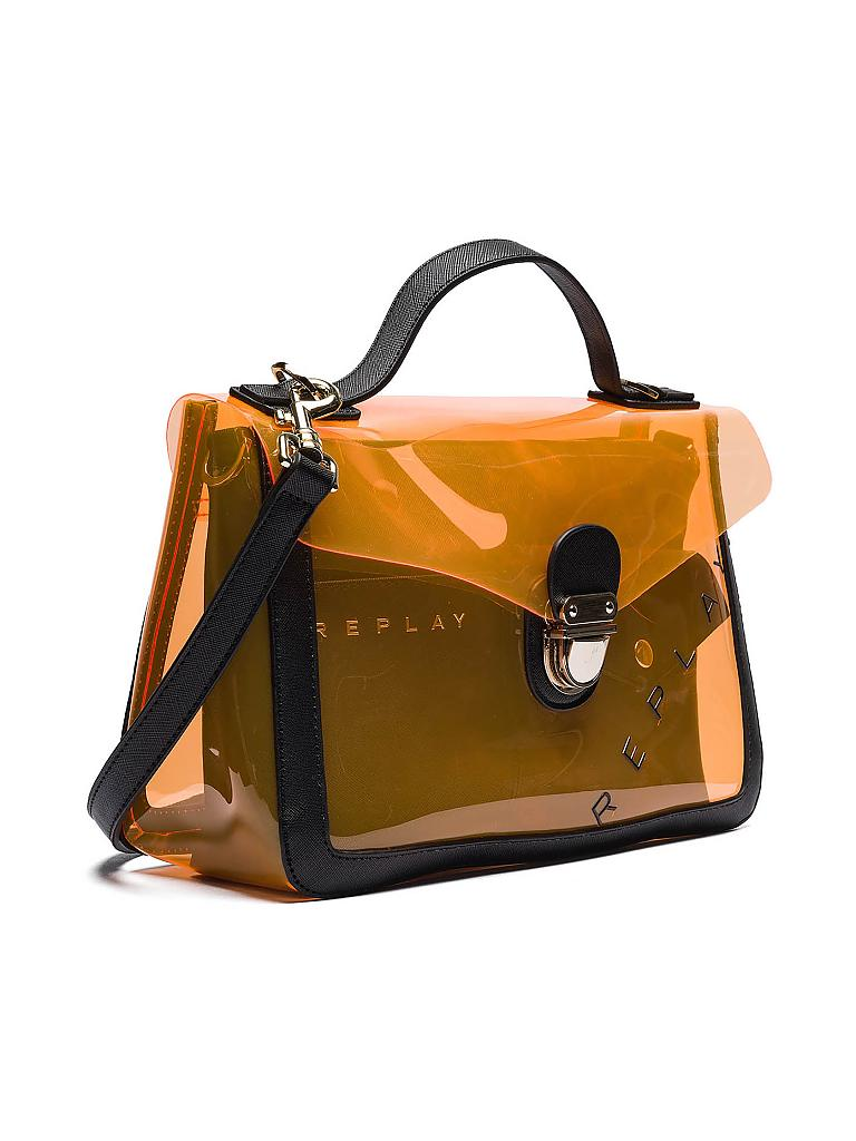 REPLAY | Henkeltasche | orange