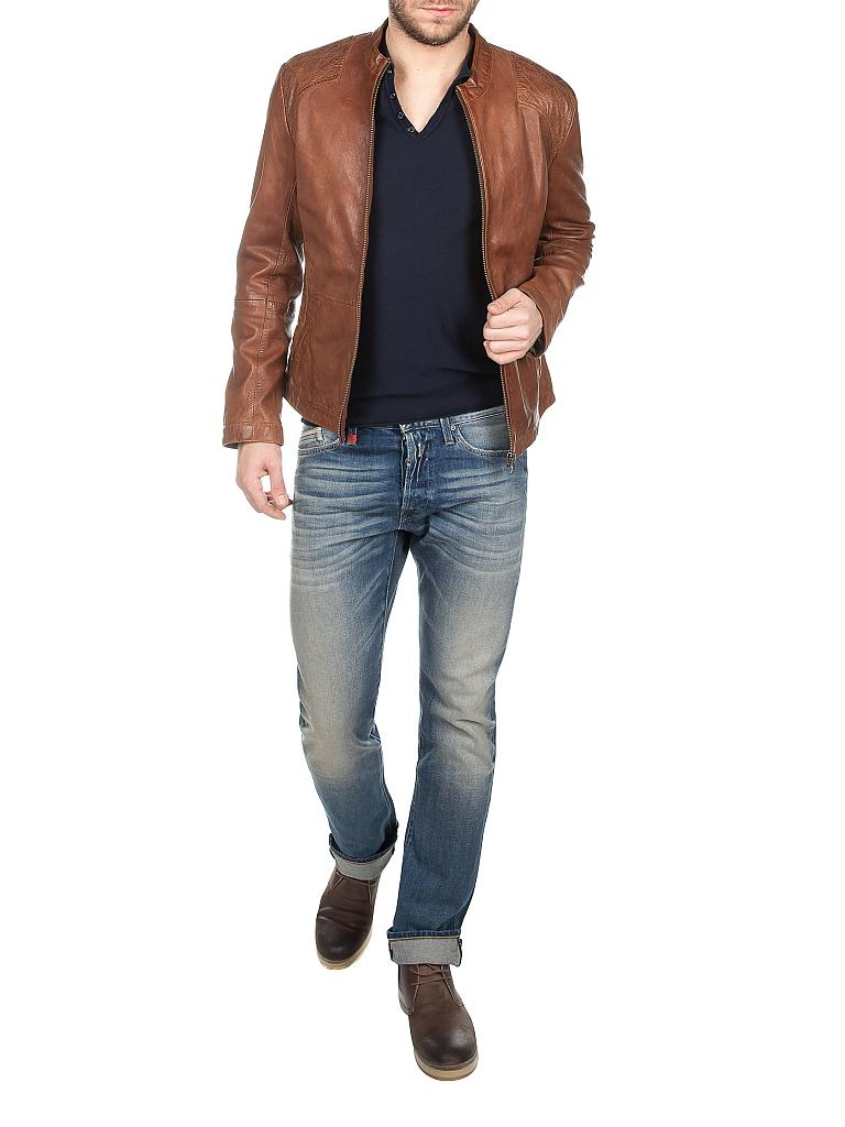 replay jeans regular slim fit waitom blau w29 l32. Black Bedroom Furniture Sets. Home Design Ideas