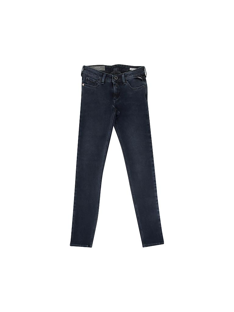 REPLAY | Mädchen-Jeans Super-Slim-Fit (Hyperflex) | blau