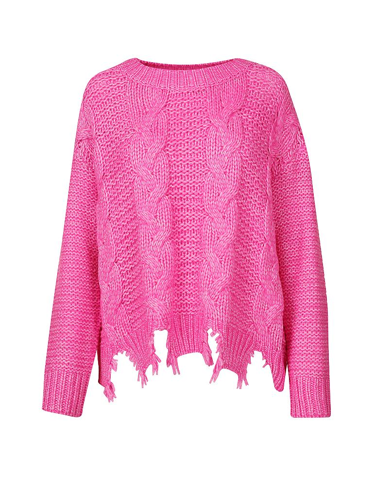 REPLAY | Pullover  Oversized  | pink