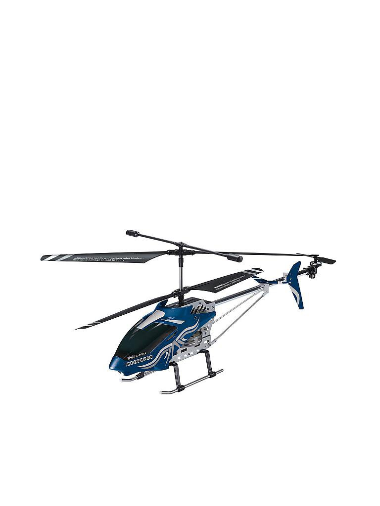 REVELL | Helicopter Sky Champion  | transparent