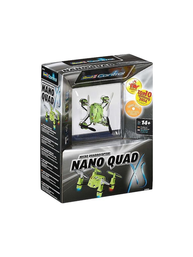 REVELL | Mini Nano Quad Copter | transparent