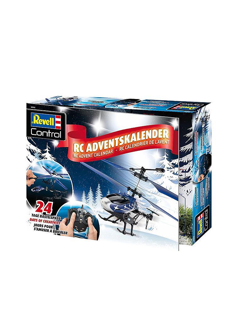 revell rc adventskalender helicopter transparent. Black Bedroom Furniture Sets. Home Design Ideas