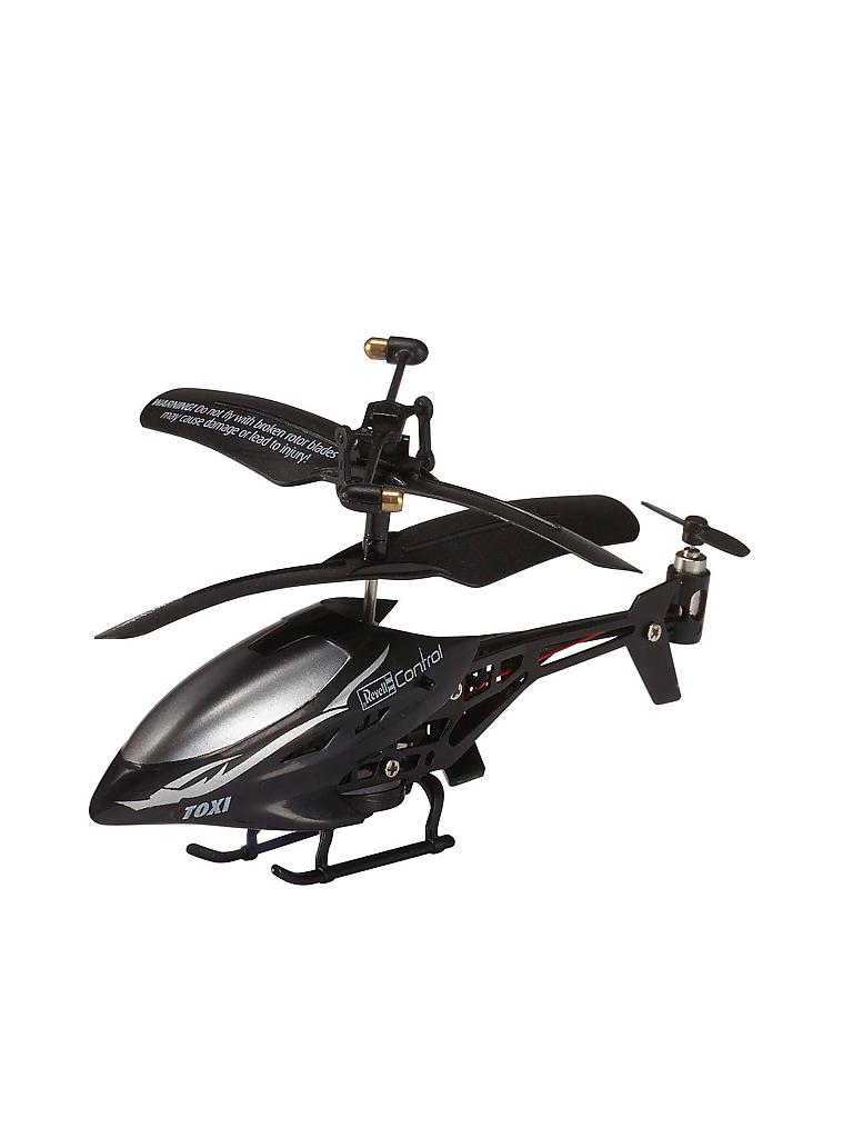 REVELL | XS Helicopter Toxi | transparent