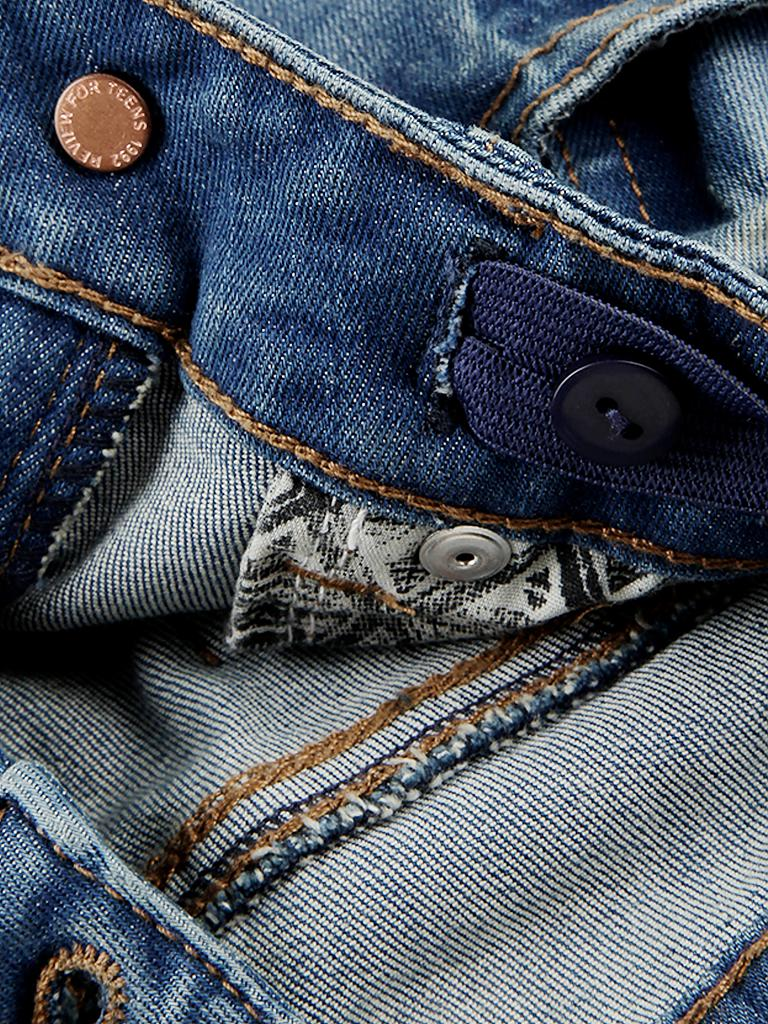 REVIEW | Jeans Slim-Fit  | blau