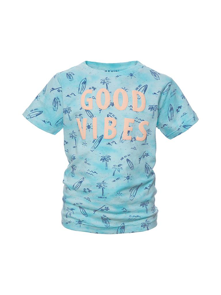 REVIEW | Jungen T-Shirt | blau