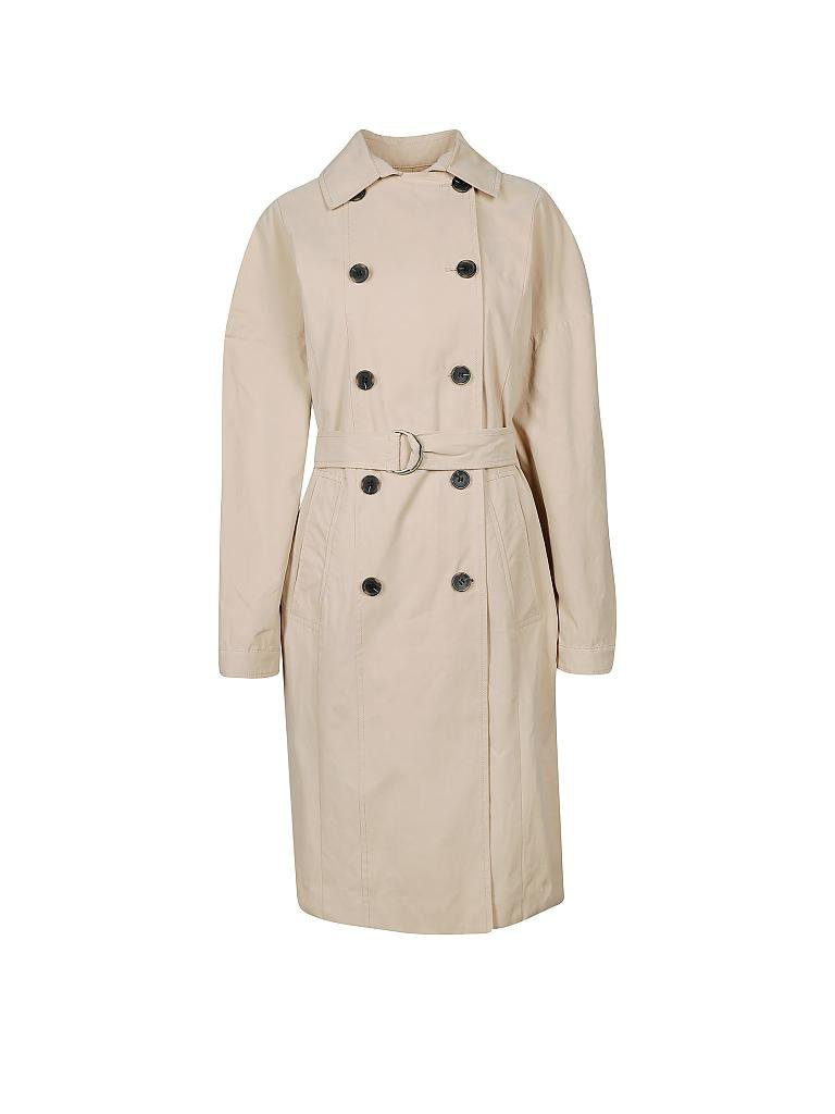 REVIEW | Trenchcoat Oversized-Fit | beige