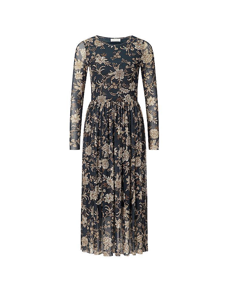 RICH & ROYAL Kleid blau | XS