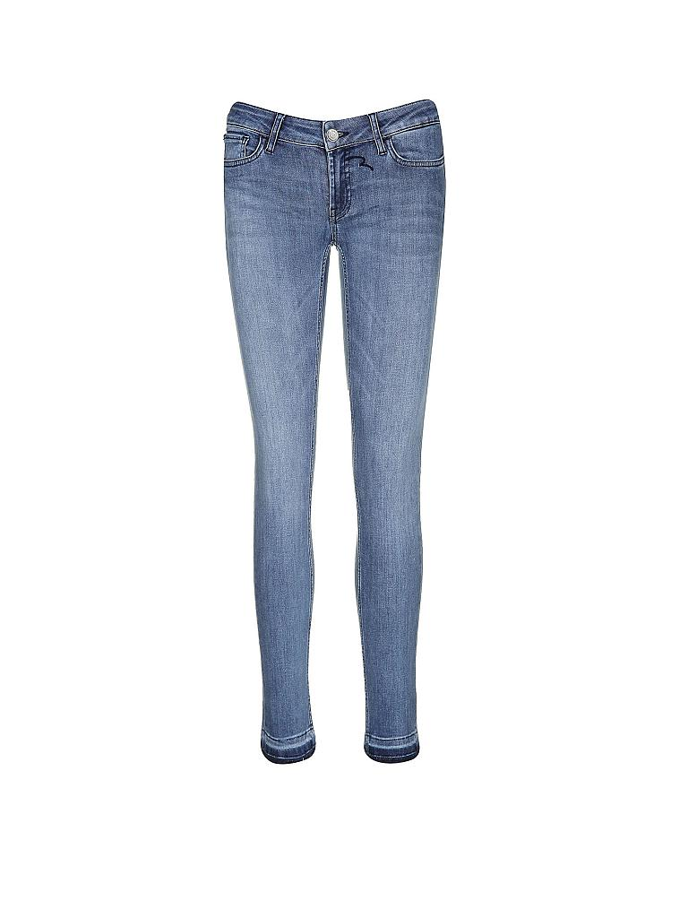 RICH & ROYAL | Jeans Skinny-Fit  | blau