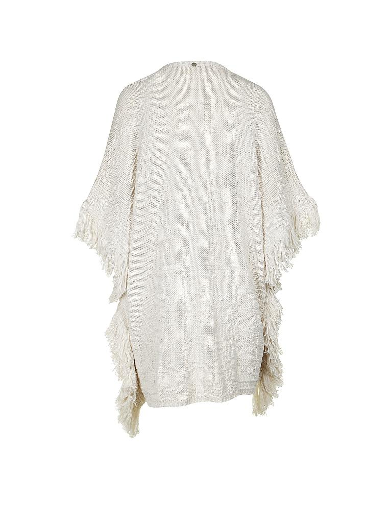RICH & ROYAL | Poncho | beige