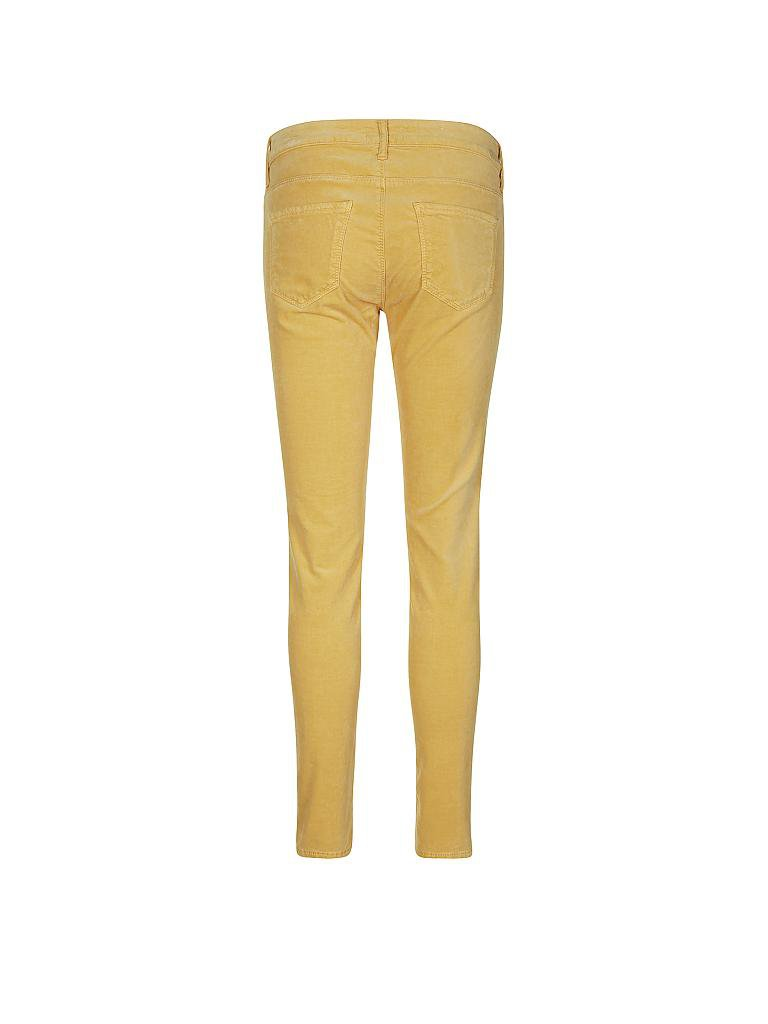 RICH & ROYAL | Samthose Slim-Fit  | gelb