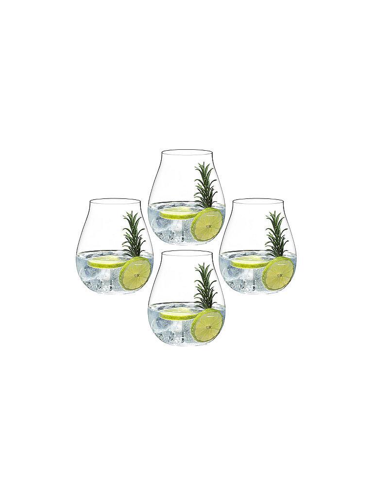 riedel gl ser set gin 4 er 4x414ml transparent. Black Bedroom Furniture Sets. Home Design Ideas