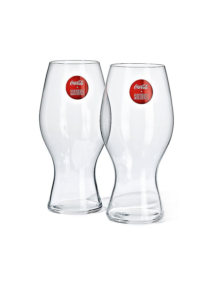 "RIEDEL | Gläser-Set ""Coca-Cola"" 