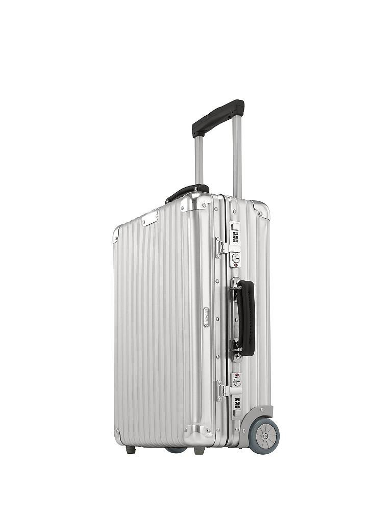 rimowa handgep ck classic flight 52 cm silber. Black Bedroom Furniture Sets. Home Design Ideas