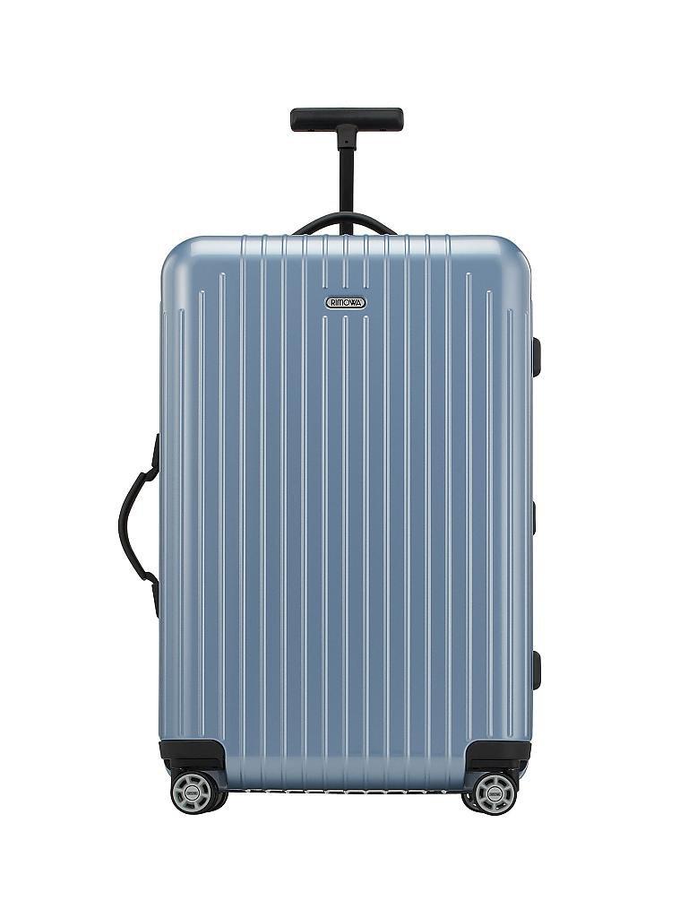 rimowa trolley salsa air multiwheel 63 cm eisblau blau. Black Bedroom Furniture Sets. Home Design Ideas