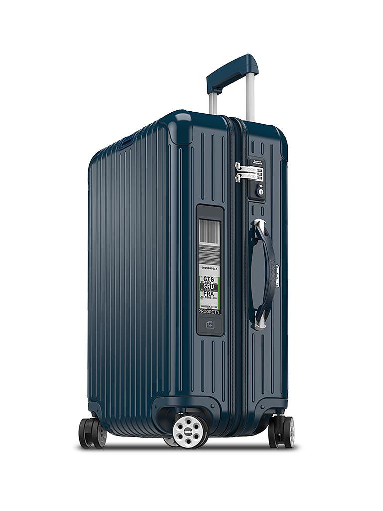 rimowa trolley salsa deluxe multiwheel electronic tag. Black Bedroom Furniture Sets. Home Design Ideas