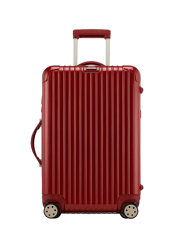 rimowa trolley salsa deluxe multiwheel 63 cm rot. Black Bedroom Furniture Sets. Home Design Ideas