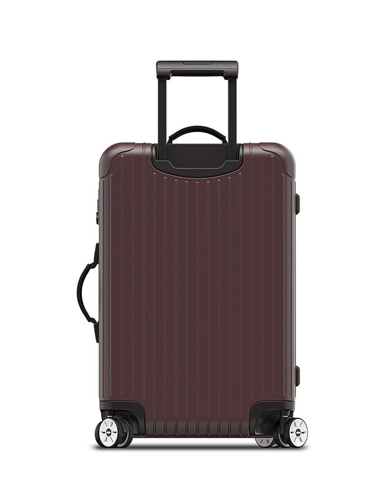 rimowa trolley salsa multiwheel 63cm electronic tag rot. Black Bedroom Furniture Sets. Home Design Ideas
