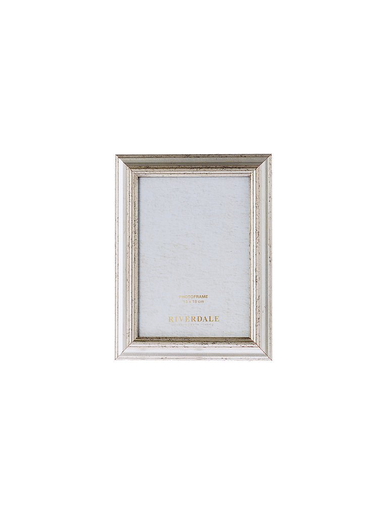 RIVERDALE Bilderrahmen Ashford 13x18cm silber
