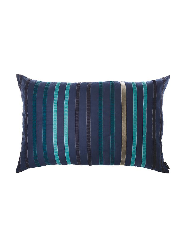 riverdale kissen stripes 50x70cm blau. Black Bedroom Furniture Sets. Home Design Ideas