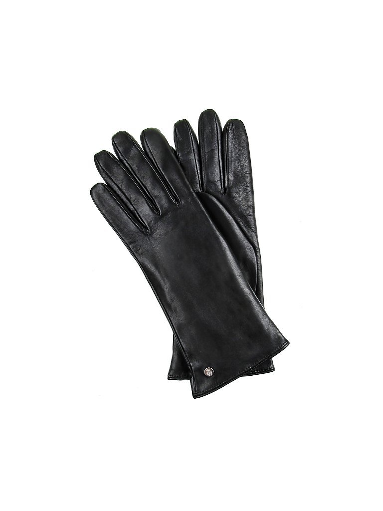 ROECKL Lederhandschuhe schwarz | 7