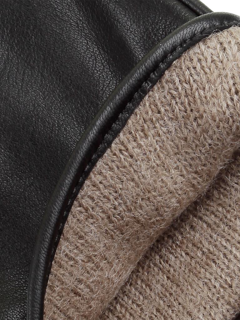 roeckl lederhandschuhe schwarz 7. Black Bedroom Furniture Sets. Home Design Ideas