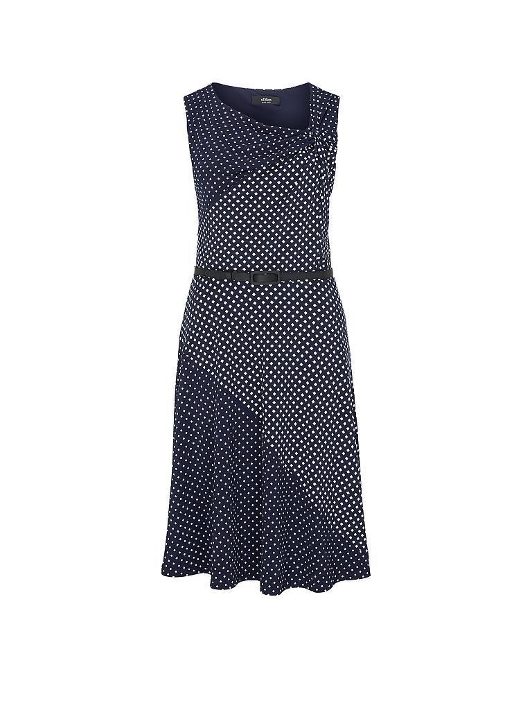 S oliver kleid blau gestreift - Stylische Kleider für ...