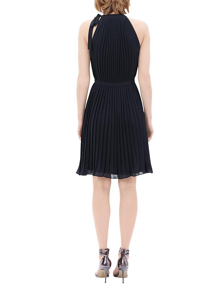 Kleid s oliver schwarz weib