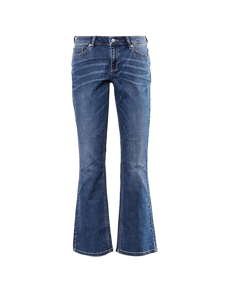 s oliver denim robin schulz jeans bootcut blau 38. Black Bedroom Furniture Sets. Home Design Ideas