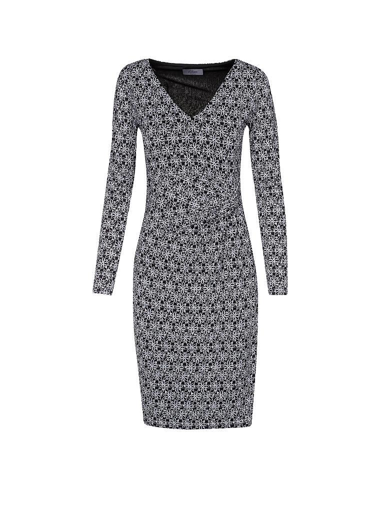 S.OLIVER PREMIUM Kleid grau   34 0b873c4ff3