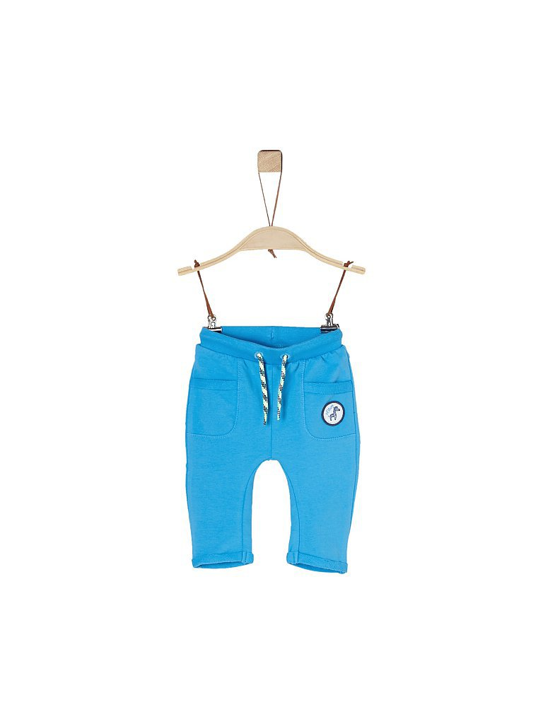 S.OLIVER Baby-Hose blau | 50-56