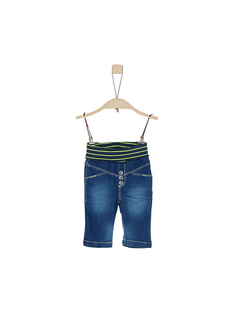 s oliver baby jeans blau 50 56. Black Bedroom Furniture Sets. Home Design Ideas