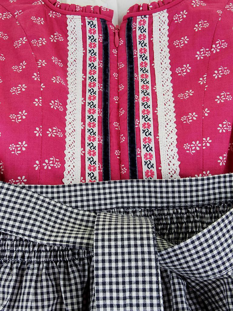 s oliver dirndl 3 tlg pink 140. Black Bedroom Furniture Sets. Home Design Ideas