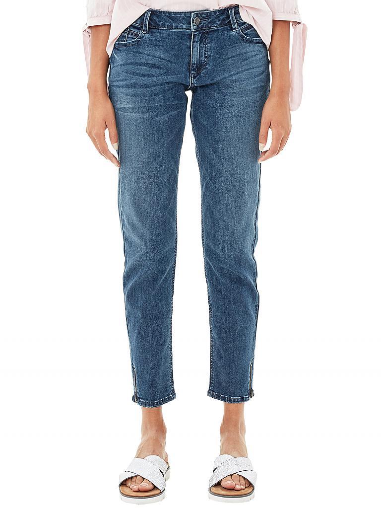 s oliver jeans 7 8 blau 34. Black Bedroom Furniture Sets. Home Design Ideas
